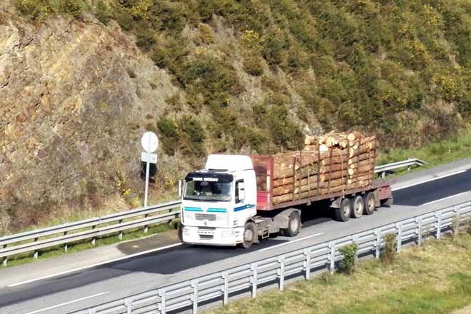 Transporte Forestal: Últimas actuaciones realizadas