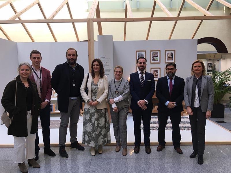 Celebramos que UNEmadera y UNIEMA-Córdoba forman parte del Consejo Social del Centro de Referencia Nacional de la Escuela de la Madera de Encinas Reales